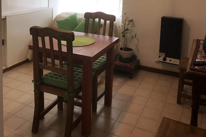 Charming one-bedroom studio,great location.Neuquen