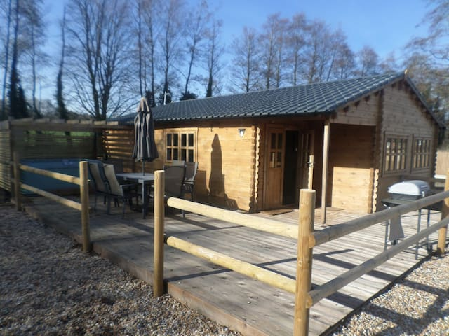 'Bramble Lodge' Littlebourne, nr Canterbury - Littlebourne - Cabana