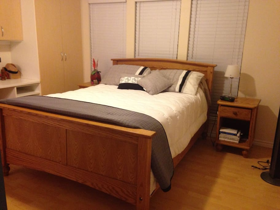 Master Bedroom with small desk