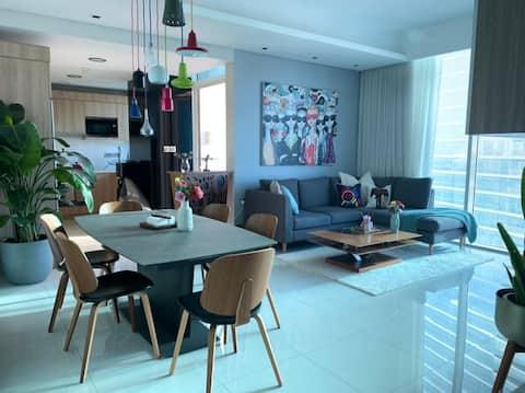 Enjoy spectacular views and amenities in Juffair