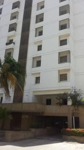 Acogedor Apartamento Frente al Mar - Vargas - Huoneisto