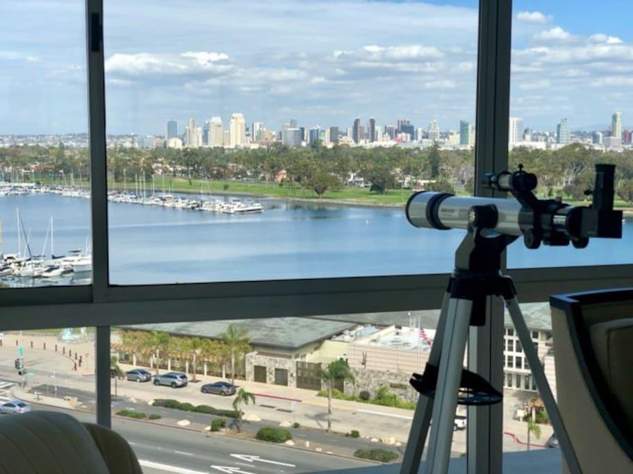 City/Bay View