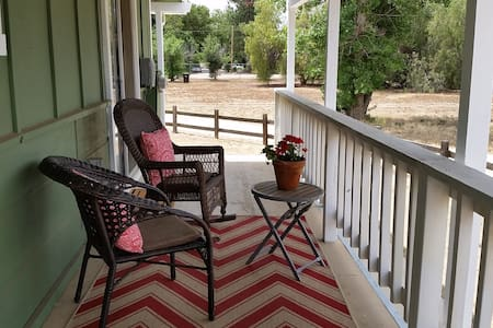 Ranch/Separate Private 2 Bdrm Suite w/Patio