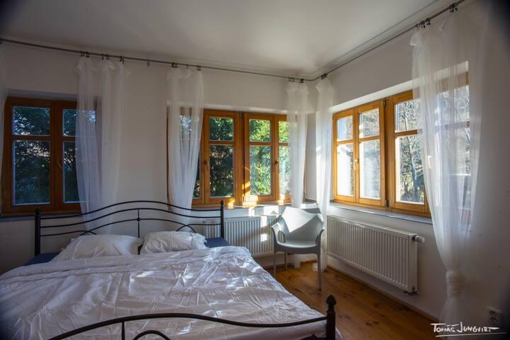 Apartment in a quiet area