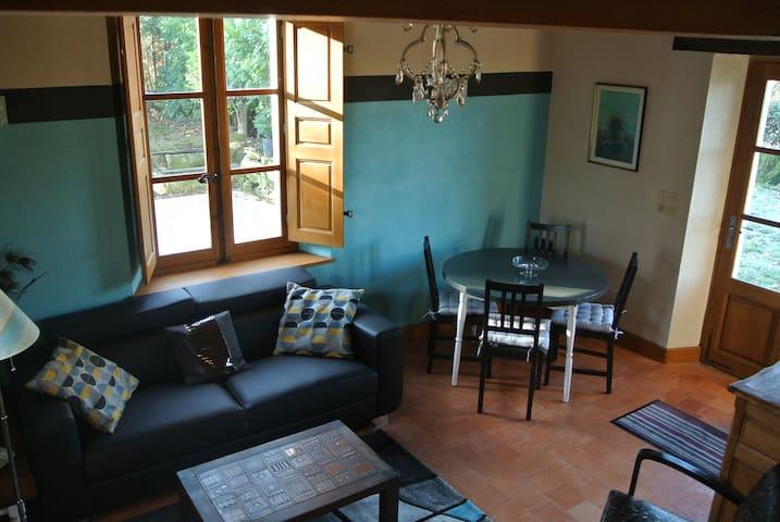 Le Cambalu des Vignes - Francueil - Byt se službami (podobně jako v hotelu)