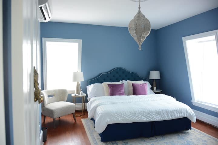 The Hugh Boutique B&B, a Modern Victorian Inn