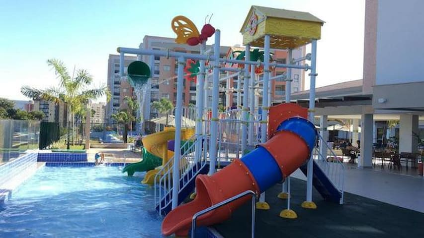 caldas novas - alta vista thermas resort