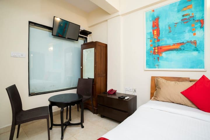deluxe rooms located at candolim