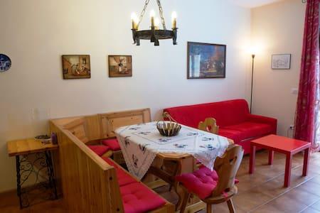 Appartamento Erica ad Andalo affitto a settimana - Andalo - อพาร์ทเมนท์