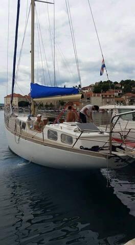 WoodenSailboat