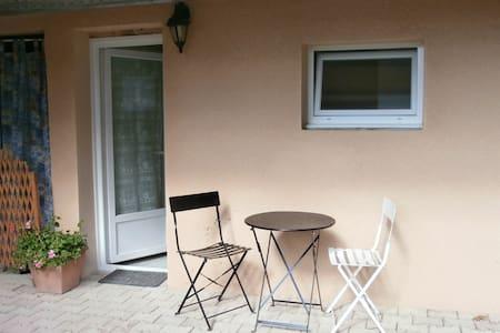 Studio meublé indépendant tout confort ! - Aubenas - 公寓