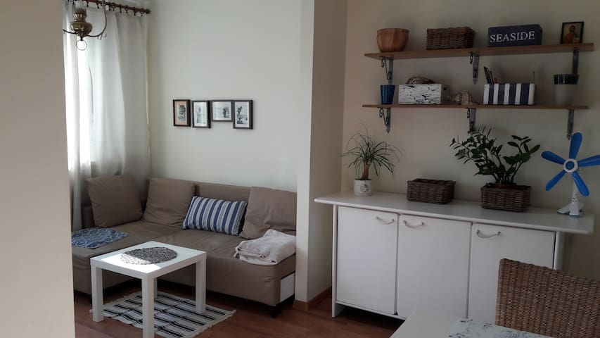 Lovely apartment close to the sea - Gdansk - Apartment