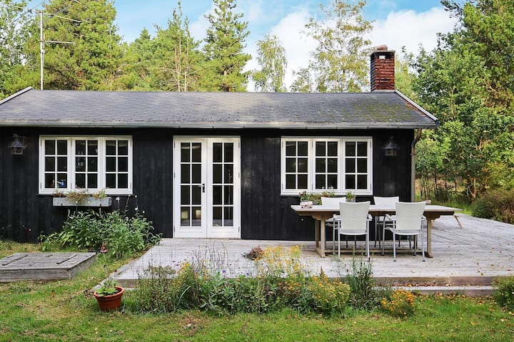 4 person holiday home in Rørvig