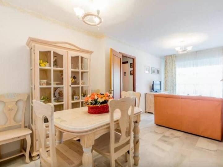[724] Cómodo y amplio apartamento de tres dormitorios en Sanlúcar de Barrameda