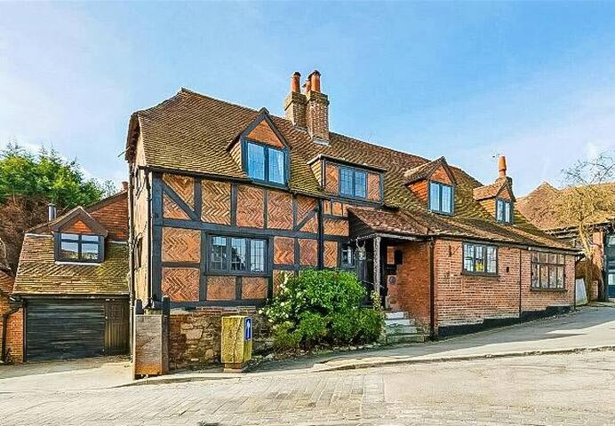 """""""The Old House"""" Stunning village centre Tudor home"""