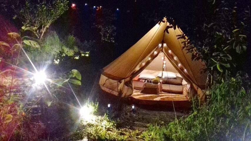NauNau Garden- Glamping Tents