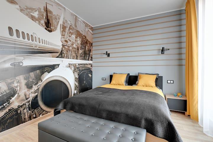 NORDBYHUS Nowa Grobla 84 / Bedroom