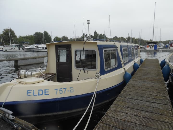 Budget Hausboot Galle