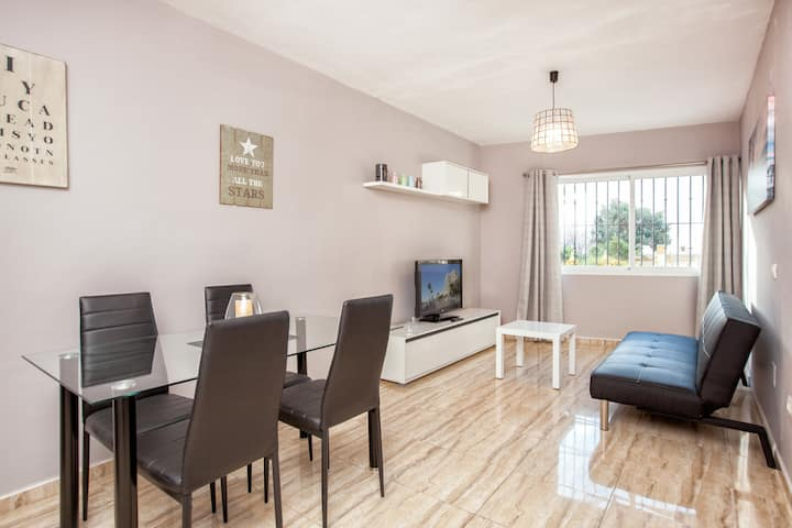 COZY APARTMENT IN FUENGIROLA