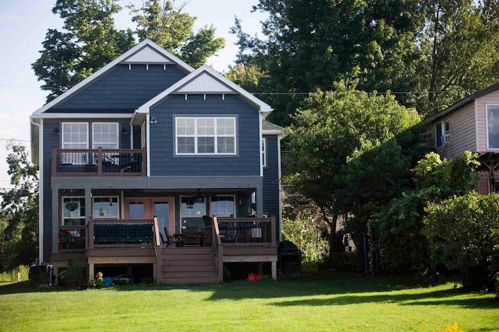 Oneida Lake House.  South Shore