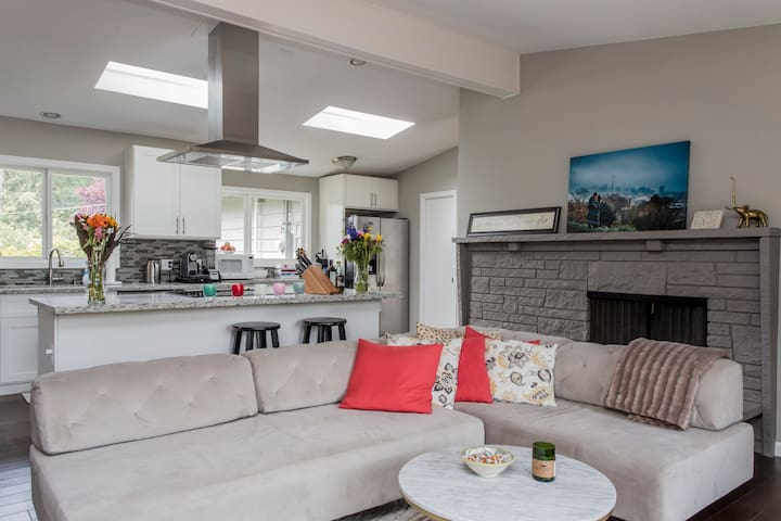 A Touch of Zen in Bellevue - Bellevue - Appartement en résidence