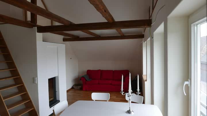Apartment auf 2 Etagen