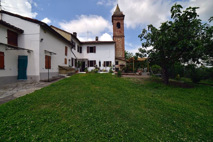 Sotto il campanile - Under the towerbell - Sala Monferrato - Guest suite