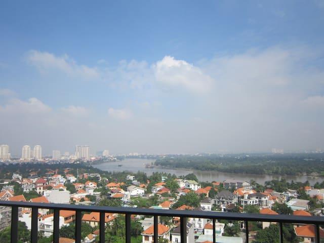 Giac Thanh Masteri Thao Dien Beautiful River View
