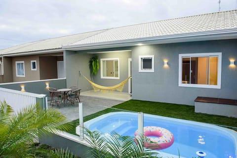 Casa novíssima no Atami Sul