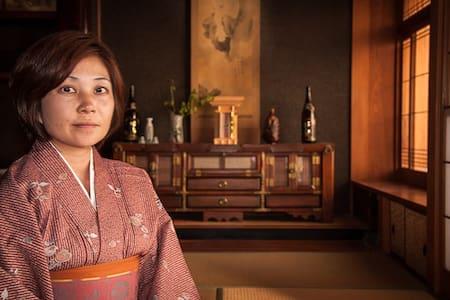 Sunny, traditional Japanese home - Miyazaki