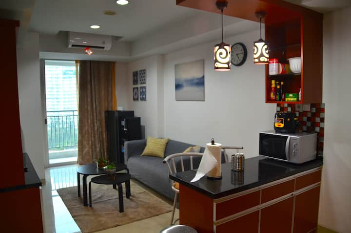 Comfy & Modern Apartment