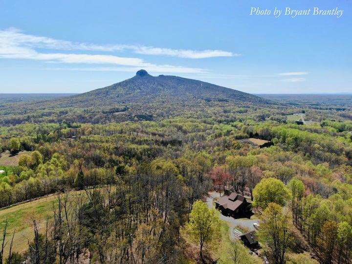 Pilot's Peak Cabin Retreat