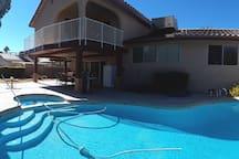 Las Vegas Cozy and Relaxing Studio