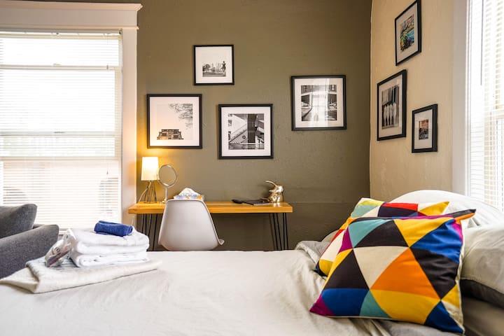Chromatic Studio in Trendy Cap Hill