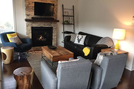 Cosy & luxurious Ski-In & Ski-Out condo - Bromont