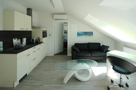 Möbliertes Apartment, zentrale Lage in Raunheim 13 - Raunheim - Serviced apartment