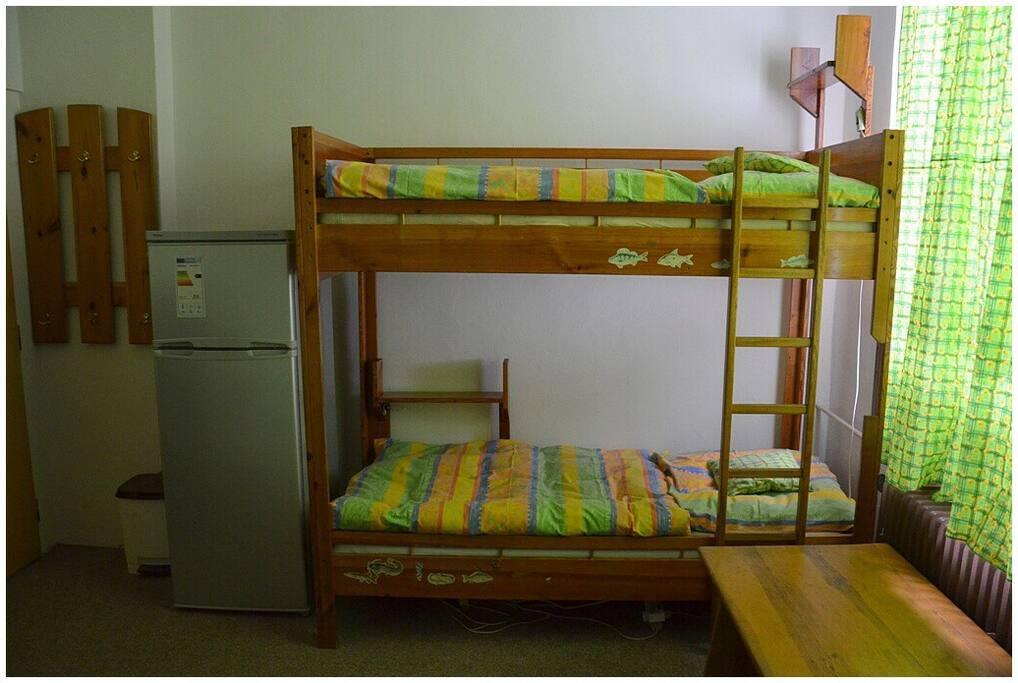 pokoj číslo 3