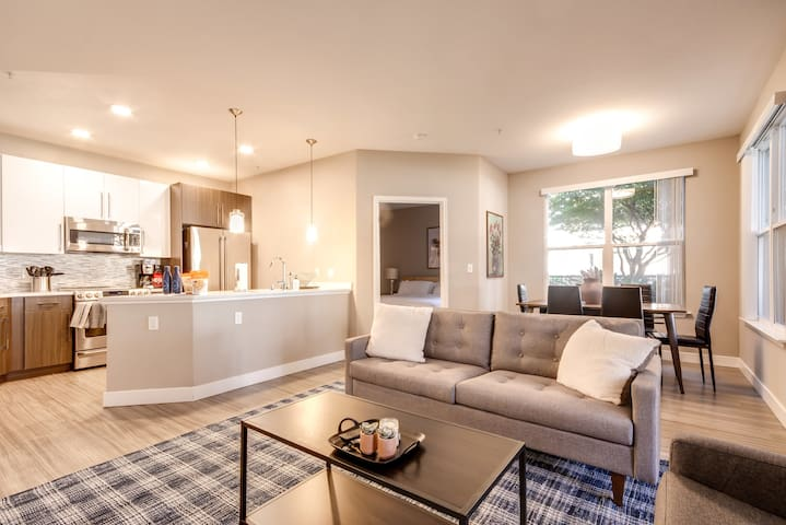 Beautiful 2BR Apartment in Sunnyvale
