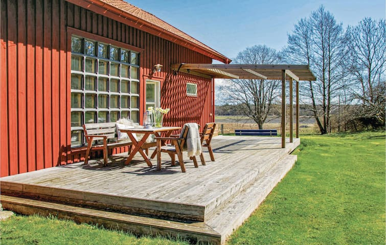 Holiday cottage with 2 bedrooms on 90m² in Onsala