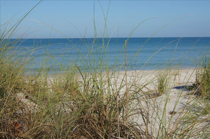 Gorgeous,Roomy 2/2 Beachfront Condo - Sarasota - Condominium