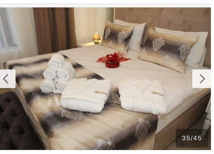 Das Kispet Deluxe Hotel begrüßt Sie in Oberhausen