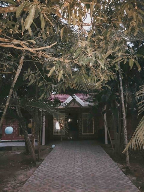 The Hidden Farm House in Bangalore