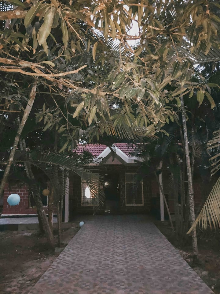 The Hidden Farm House in Bangalore