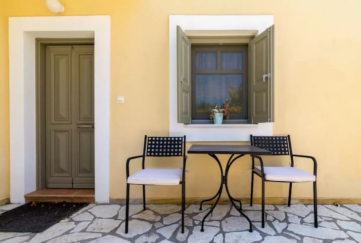 Private Apartment in Elaia Villas Estate - Samos - Apartamento