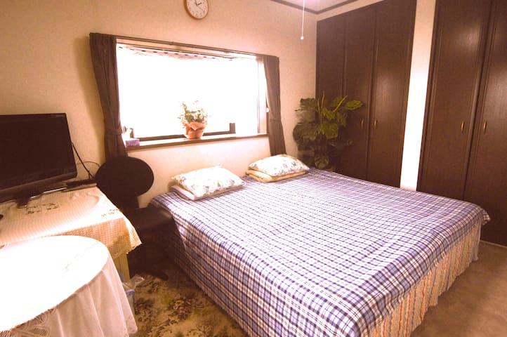 近鐵奈良平城車站徒步3分/四通八達/直達大阪*京都*神戶/Wi-Fi - Nara-shi - Rumah