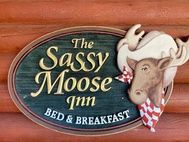 The Sassy Moose Bed & Breakfast - Mountain Room
