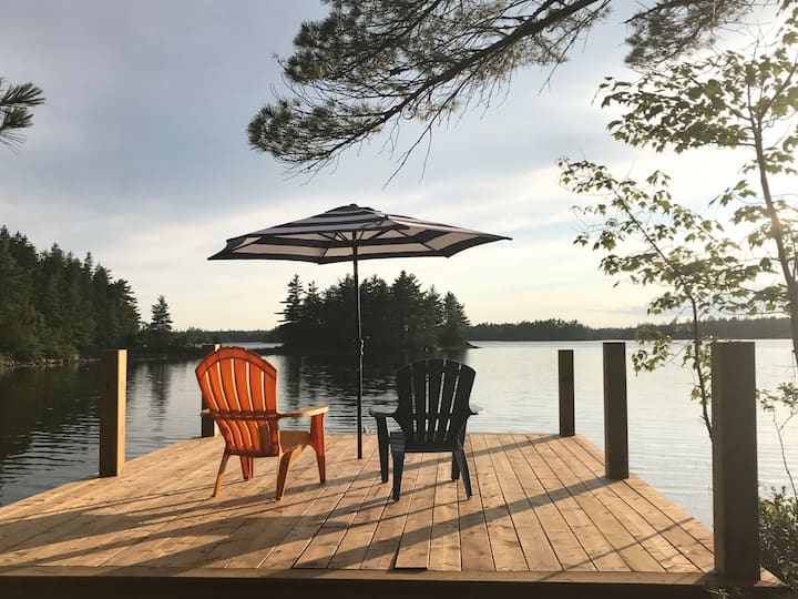 Long Lake Retreat