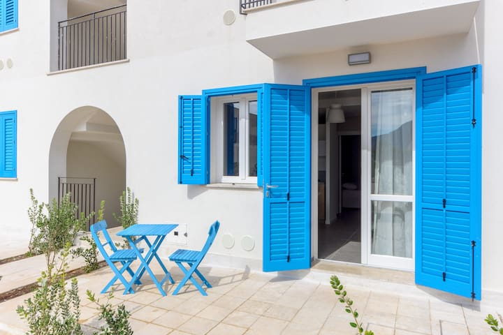 Residence Cala Azzurra Apartment 35 - Macari - Appartement