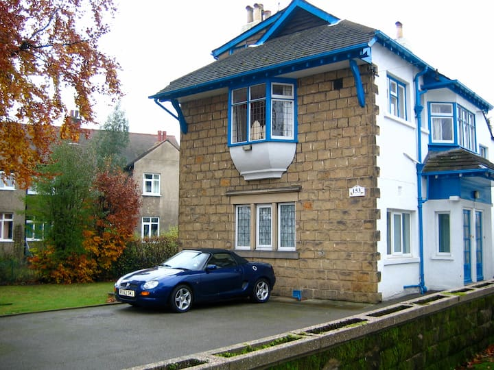 The Tops 2, self catering accommodation graded 3*.