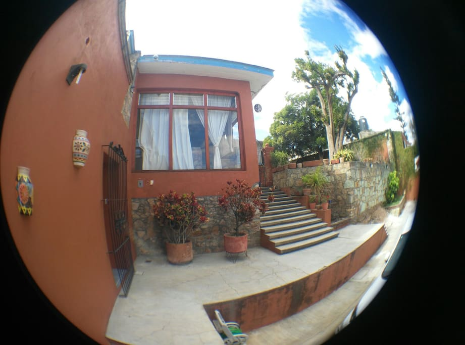 This is not only an apartment but a place that will make your visit to Oaxaca more pleasant